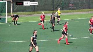 Cardiff University vs. Swansea University - Women's Welsh Varsity Hockey 2019