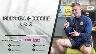 Q&A PART ONE: O'Donnell and Barrow answer YOUR questions