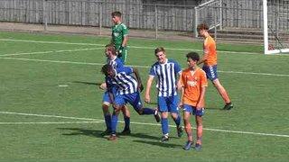 Ware Fc U16 v Braintree Fc U16 2019 Highlights 08.09 2019