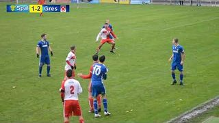 Spalding United v Gresley