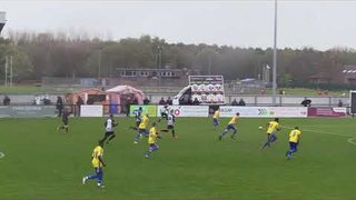 MATCH HIGHLIGHTS CORBY TOWN V AYLESBURY FC...