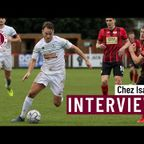 Chez Isaac on agreeing terms with the Club