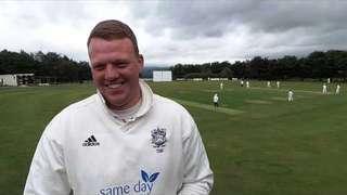 90 Seconds With......1st XI Skipper Daniel Berry