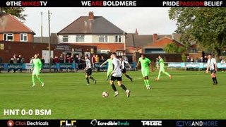 The Mikes TV | Heanor Town 3-0 The Mikes | Match Highlights