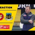 REACTION | Mulhern post Bridlington stalemate