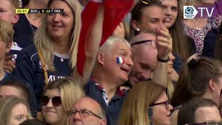 HIGHLIGHTS | Scotland v France