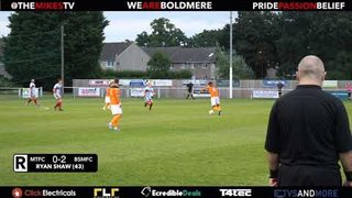 The Mikes TV | Malvern Town 3-2 The Mikes | Match Highlights (Replay)