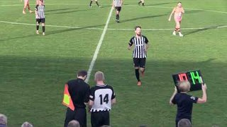 MATCH HIGHLIGHTS: CORBY TOWN V YAXLEY FC: