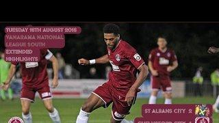 Highlights - St Albans City vs Chelmsford City