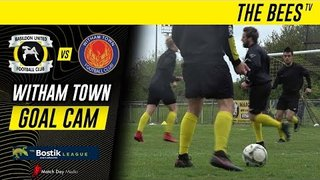 Witham Town (H) | Goal Cam | 27.4.19