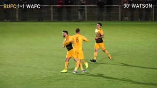 BSFORD UNITED VS WITTON ALBION