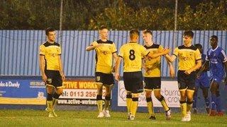 FA YOUTH CUP HIGHLIGHTS | Farsley Celtic U18's 0-8 Tadcaster Albion U18's