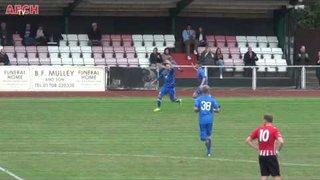 AFC Hornchurch 2 Brightlingsea Regent 2 (10 Sep 16) - Richardson goal