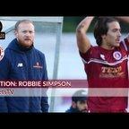 Robbie Simpson Post St Albans City (A)