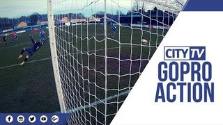 Lancaster City TV || GoPro ACTION || Vs Barwell F.C.