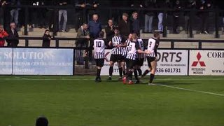 play off semi-final goals v bedford town