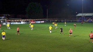 KTFC 4-2 Stourbridge - highlights - 20/11/2018