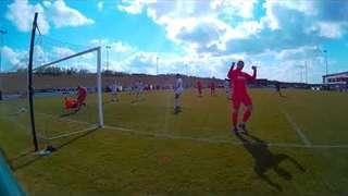 Joe Burgess scores for Stamford