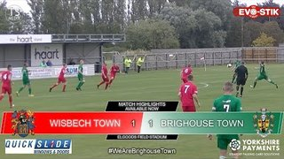 22/09/18 - Wisbech Town 1-1 Brighouse Town