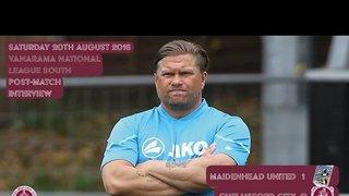 Maidenhead Reaction - Rod Stringer