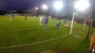 Tom Siddons makes it 2-0 for Stamford v Lincoln 02 09 19