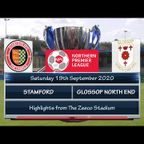 Stamford AFC v Glossop North End 19/09/20