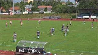Linna Rugby Club vs Espoo Rugby Club, miesten rugbyn 1.divisioona 2018