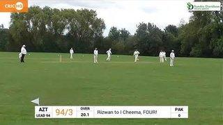 Irfan Cheema 52 vs Pak Lions