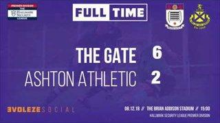 GOALS: Squires Gate 6-2 Ashton Athletic