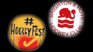 Brighton and Hove #HockeyFest