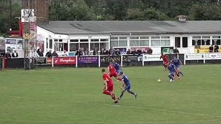 Banbury United v Swindon Supermarine - Highlights