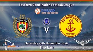 HIGHLIGHTS - Lingfield FC v Newhaven FC - League - 17-11-2018