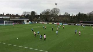 Wealdstone v Ashford Town (Middlesex) Ladies