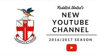 NEW YOUTUBE CHANNEL | Redditch United FC