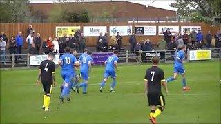 Musselburgh Athletic 3-2 Edinburgh United Alex Jack Cup Semi final
