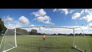 Holland's and Blair v Aces U14's Goal Cam #2