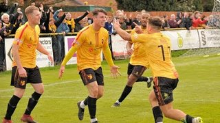 PLAY OFF Highlights: Alvechurch 2-1 Stourbridge