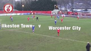Ilkeston Town v Worcester City (Total Motion Premier Division)