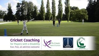 Cricket Coaching for People with Disabilities