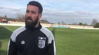 "REACTION | ""The game was swung by a refereeing decision"" - Ossett Utd 2-1 Taddy"