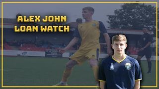 PLAYER INTERVIEW| LOAN WATCH: ALEX JOHN
