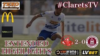 EXTENDED HIGHLIGHTS: Hemel Hempstead Town 2-0 Chelmsford City - 07/09/2019