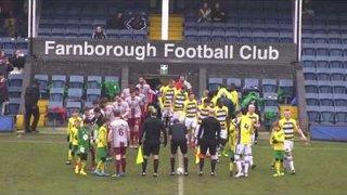 2017 02 11 Farnborough v Aylesbury   Highlights
