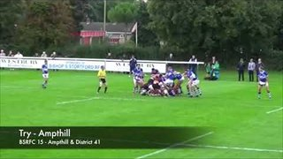 Highlights Round 5 v Ampthill