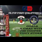 Goals & Chat Grays Atheltic v Potton United FA Cup First Round Qualfying Round 23/9/2020