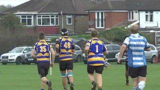 2017 10 15 Warlingham U16 v Old Ruts 1s Half