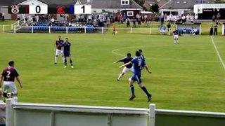 Whitehill Welfare v Camelon JFC - Match Highlights