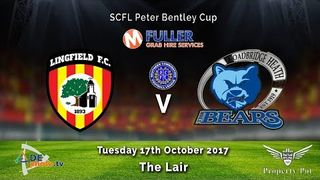 Lingfield FC v Broadbridge Heath FC - Cup - 17-10-2017 - HIGHLIGHTS