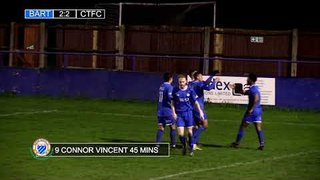 MATCH HIGHLIGHTS: BARTON ROVERS V CORBY TOWN: