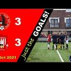 Just The Goals Vrs Sholing FC